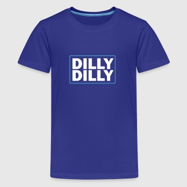 Dilly Dilly Bud Light Pit of Misery The Sequel - Kids' Premium T-Shirt