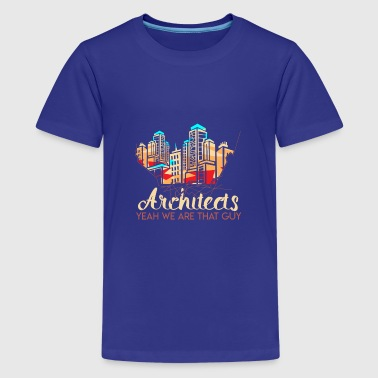 Gift For Architect Architects Architecture Architect House Gift - Kids' Premium T-Shirt