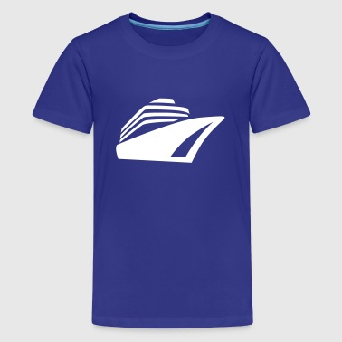 Cruise ship - Kids' Premium T-Shirt