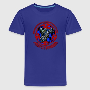 Freestyle motocross - Kids' Premium T-Shirt