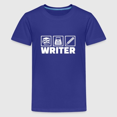 Writer Writer - Kids' Premium T-Shirt