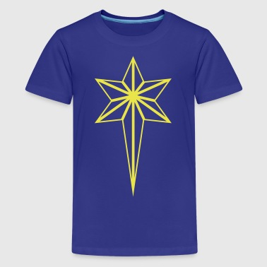 North Star NORTH STAR outline - Kids' Premium T-Shirt