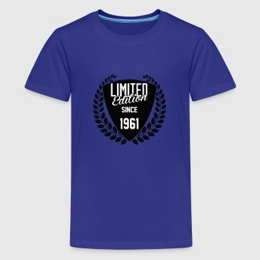 Limited Edition Since 1961 - Kids' Premium T-Shirt