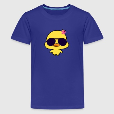 cool chick - Kids' Premium T-Shirt
