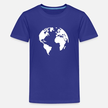 Mother Earth Earth - Kids' Premium T-Shirt