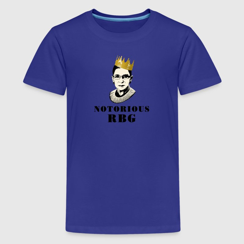 Notorious RBG   - Kids' Premium T-Shirt