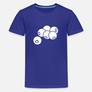 Blueberries Blueberry - Kids' Premium T-Shirt
