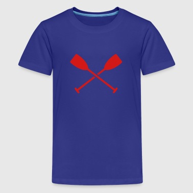 Paddle - Kids' Premium T-Shirt