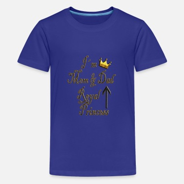 Royalty Kids(Girl) Royalty.. - Kids' Premium T-Shirt