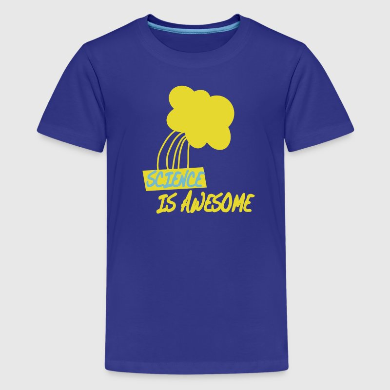 Science is Awesome - Kids' Premium T-Shirt