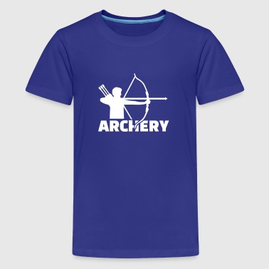 Archery - Kids' Premium T-Shirt