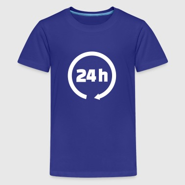 24 Hour 24 hours - Kids' Premium T-Shirt