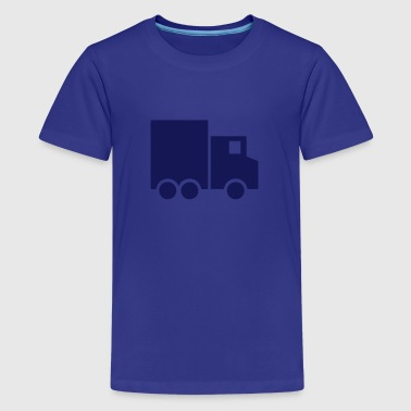 Transportation Company Vans - Transportation Car 2 - Kids' Premium T-Shirt