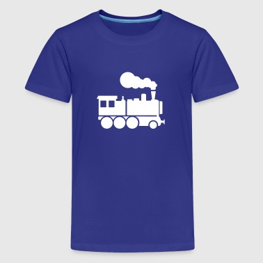 Locomotive - Kids' Premium T-Shirt