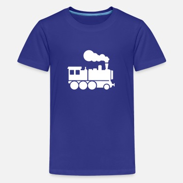 Locomotion Locomotive - Kids' Premium T-Shirt