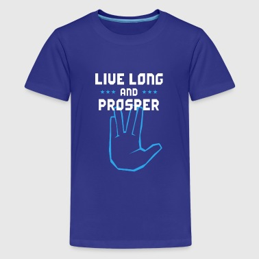 Live long and prosper - Kids' Premium T-Shirt