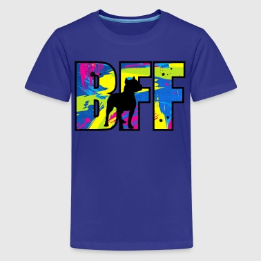BFF Pitbull - Kids' Premium T-Shirt