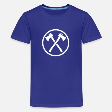 Ice Axe Ax - Kids' Premium T-Shirt