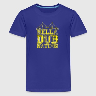 DUBNATION - Kids' Premium T-Shirt