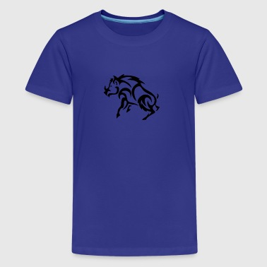 Hog - Kids' Premium T-Shirt