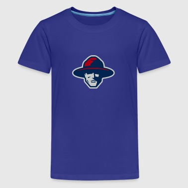blue cowboy - Kids' Premium T-Shirt