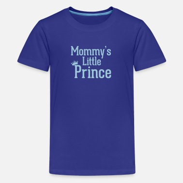 Mommy Little Prince Mommy's Prince - Kids' Premium T-Shirt