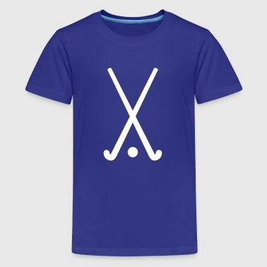 Field hockey - Kids' Premium T-Shirt