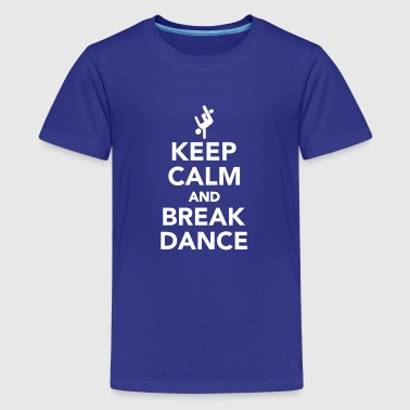 Breakdance - Kids' Premium T-Shirt