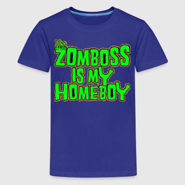 zomboss - Kids' Premium T-Shirt