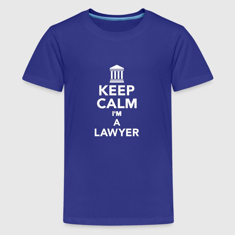 Lawyer - Kids' Premium T-Shirt