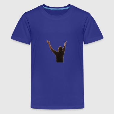worshiping - Kids' Premium T-Shirt