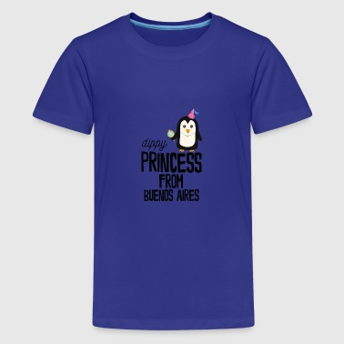 dippy Princess from Buenos Aires - Kids' Premium T-Shirt