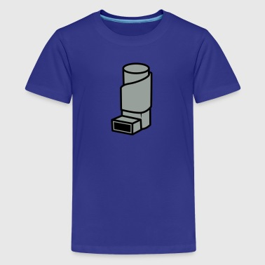 athsma puffer or inhaler - Kids' Premium T-Shirt