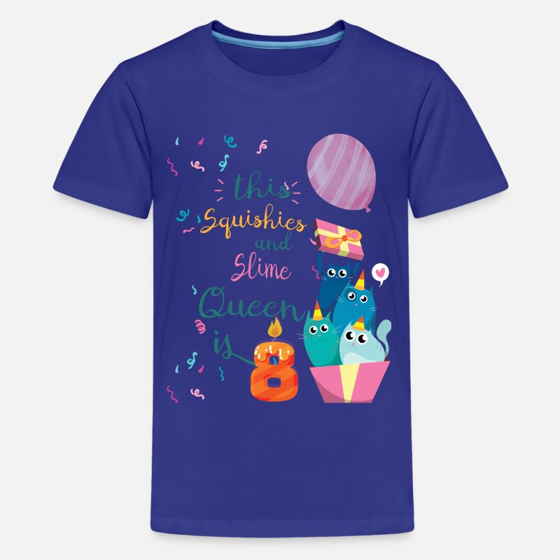 Squishies And Slimes 8th Birthday Celebration Gifts By