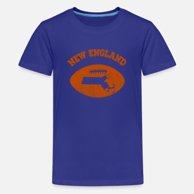 Football New England American Football - Kids' Premium T-Shirt