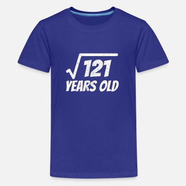 11 Years Old square root of 121 shirt - 11 years old - Kids' Premium T-Shirt