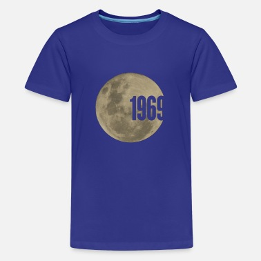 Phone 50th Anniversary Apollo 11, 1969 Moon Landing - Kids' Premium T-Shirt