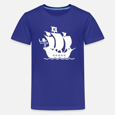 Pirate Ship pirate ship - Kids' Premium T-Shirt