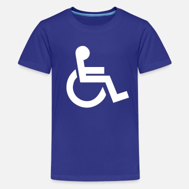 Access Accessibility Symbol - Kids' Premium T-Shirt