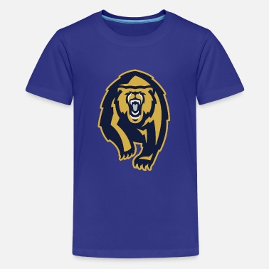 Bear Logo 01 - Kids' Premium T-Shirt