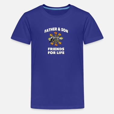 Father Son Father & son - Kids' Premium T-Shirt