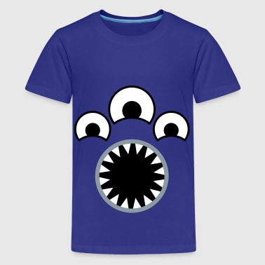 Disposal Monster - Kids' Premium T-Shirt