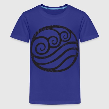 Water Bender - Kids' Premium T-Shirt