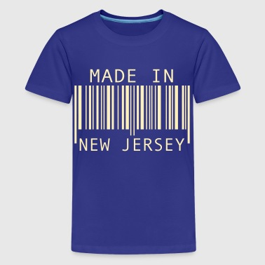 Made in New Jersey - Kids' Premium T-Shirt