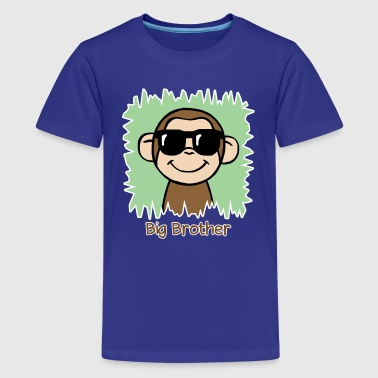 Monkey Big Brother - Kids' Premium T-Shirt