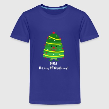 First Christmas Baby Gift ideas.Baby boy.Baby Girl - Kids' Premium T-Shirt