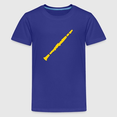 Clarinet - Kids' Premium T-Shirt