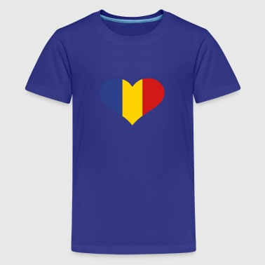 Romania - Kids' Premium T-Shirt