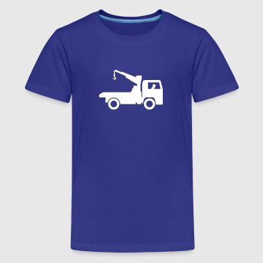 service car - Kids' Premium T-Shirt