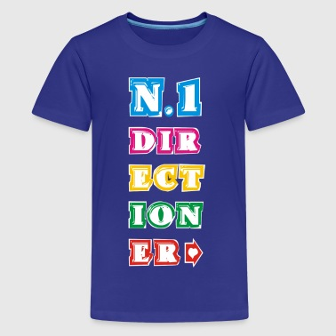 Directioner - Kids' Premium T-Shirt